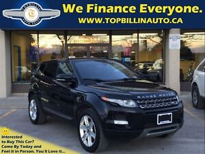 2013 Land Rover Range Rover Evoque NAVIGATION, PANO ROOF, BACK-U