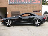 2008 Mercedes-Benz SL55 A.M.G -- 500 H.P MONSTER --PANORAMA GLAS