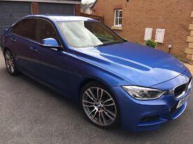 BMW 320d m sport 2013