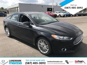 2015 Ford Fusion Leather, Sunroof, AWD