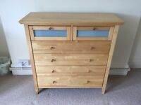 John Lewis Accent range 2+4 chest of drawers.