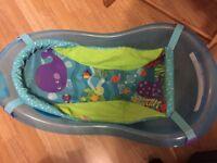 Fisher price ocean wonders baby bath