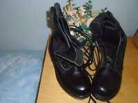 BRITISH ARMY COMBAT BOOTS HIGH