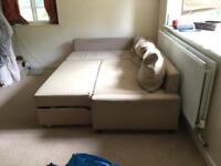 Ikea sofa-bed