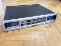 QSC PLX1802 Lightweight Power Amplifier