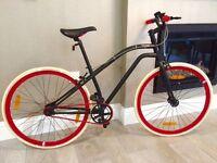 Half price as new single speed bike