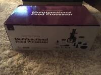 Andrew James food processor. Brand new in box
