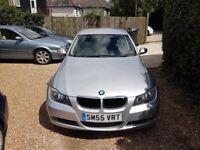 BMW 320d ES, 78k miles only, FSH, 4 brand new tyres & new MOT