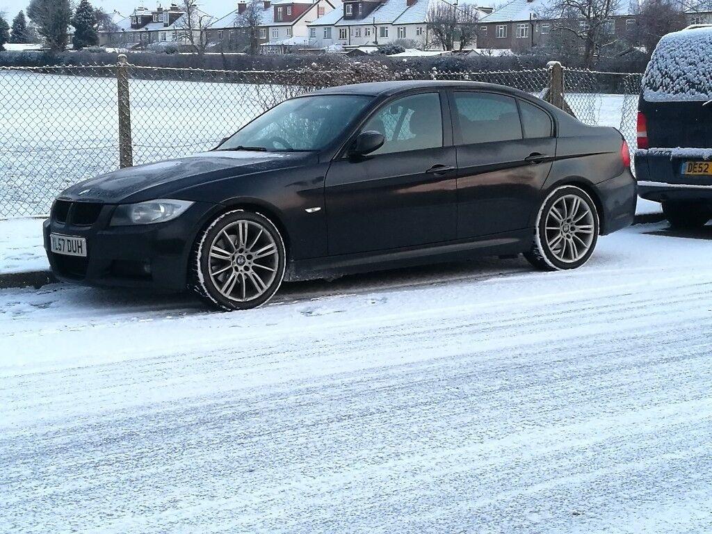 BMW 320d M-Sport 177bhp (57) low miles 64k FSH
