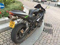 Kawasaki ZX6R 636 Ninja