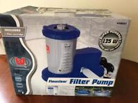 Bestway Flowclear Filter Pump for Pools.