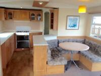 Static Holiday Home For Sale,NorthWest,Not Wales,Site Fees Included