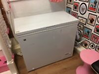 Bush 198l chest freezer 2 years old, excellent condition, can possibly deliver locally