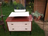 vintage dressing table..FREE
