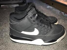 Nike high tops size uk 4