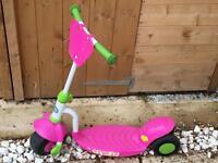 Smart Trike kick scooter