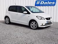 Seat Mii 1.0 75 Sport 5Dr Hatchback (white) 2013