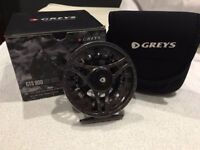 GREYS GTS 900 Fly fishing REEL WF7 (BRAND NEW)
