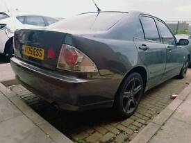 LEXUS IS200 AUTO 100K QUICK SALE