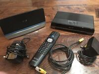 BT youview ultra HD box and BT hub 5