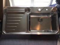 Sink / Knife Drainer / Glass Chopping Board