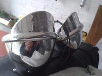 motorcycle spotlights