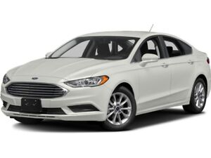 2017 Ford Fusion SE Like New!