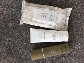 Alpha-H 3 Piece Liquid Gold Mask, Liquid Gold And Resurfacing Body Cloths