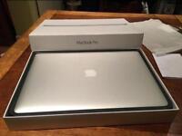 "Apple MacBook Pro 15"" 2015 2.2ghz i7 16GB SSD Ableton Logic Pro Adobe cs6 Office"