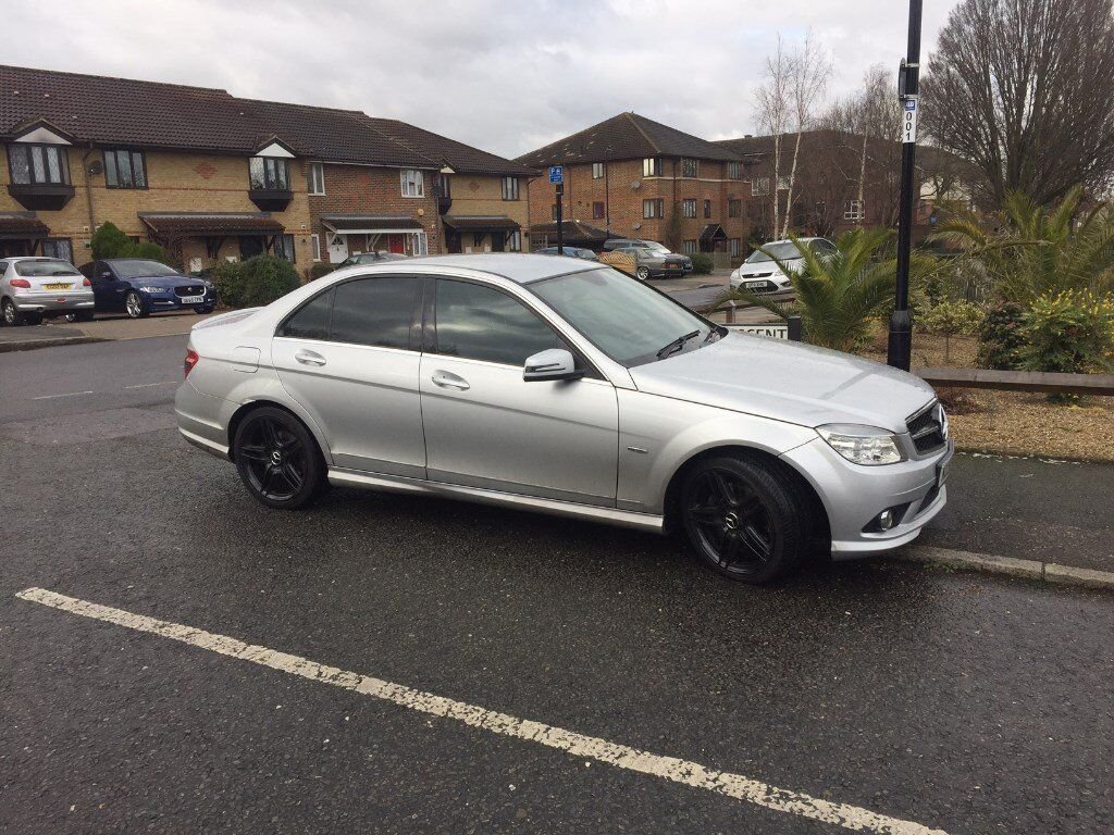 mercedes c320 cdi amg 7g tronic in bromley london gumtree. Black Bedroom Furniture Sets. Home Design Ideas