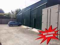 LOCATION LOCATION SELF STORAGE 5 MINS FROM BELFAST CITY CENTRE - BEST PRICES