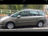 Citroen C 4 Grand Picasso 7 seats diesel