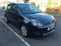 2007 Ford Fiesta 1.4 Style Climate, Full MOT, HPI Clear
