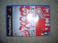 Playstation 2 Sing It Karaoke game