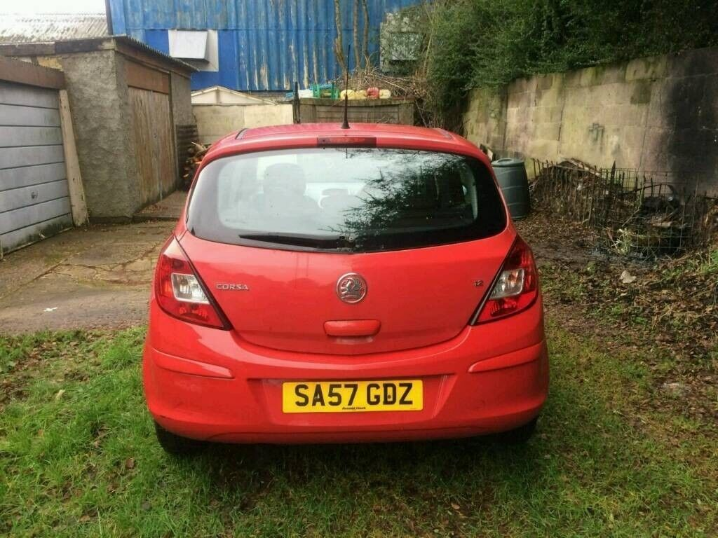 Vauxhall Corsa 1.2, 57 plate URGENT! Only 98800 miles. Very good condition cheap on everything!