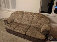 Sofa...3 seater and 2 seater
