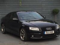 Audi A5 black edition 2.0 Petrol automatic HPI clear