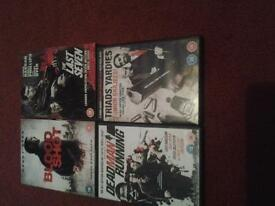 DVD's for sale ( Action )