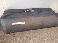 Mama's and papas travel cot. Excellent condition
