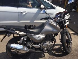 Zontes monster 125 66plate