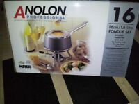 Anolon Professional Fondue Set