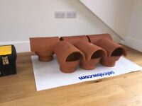Terracotta Clay Hood Chimney Cowels