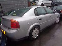 Breaking -- Vauxhall Vectra LS DTI Auto 2.2L Diesel 123BHP ----- 2002 Paint Code Z157