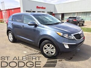 2013 Kia Sportage LX | HEATED SEATS | CARPROOF | LOW KMS