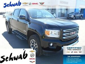 2016 GMC Canyon Heated Seats, Rearview Camera, Remote Start, BOS