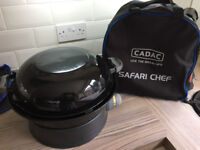 Cadac Safari Chef Portable Gas BBQ