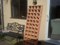 4x NEW (BARGAIN) TREATED GARDEN TRELLIS X 4 PIECES 6FT X 2FT COLLECTION ONLY FROM MALDON IN ESSEX