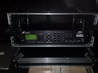 Fractal Audio Axe-FX Ultra with 4u Rack Case