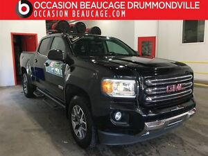 2015 GMC Canyon 4X4 SLE ALL TERRAIN - HITCH + CAMÉRA!!
