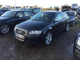 AUDI A3 2.0 TDI BXE & BMW 1 SERIES 118D • BREAKING FOR SPARES PARTS DISMANTLING